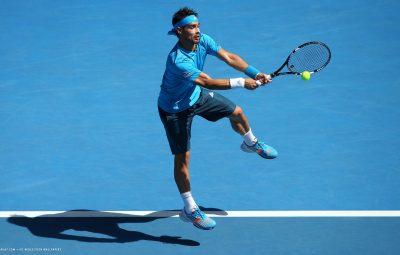استراتژی تنیس