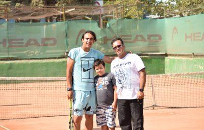 قویت ذهنی بازیکنان جوان تنیس